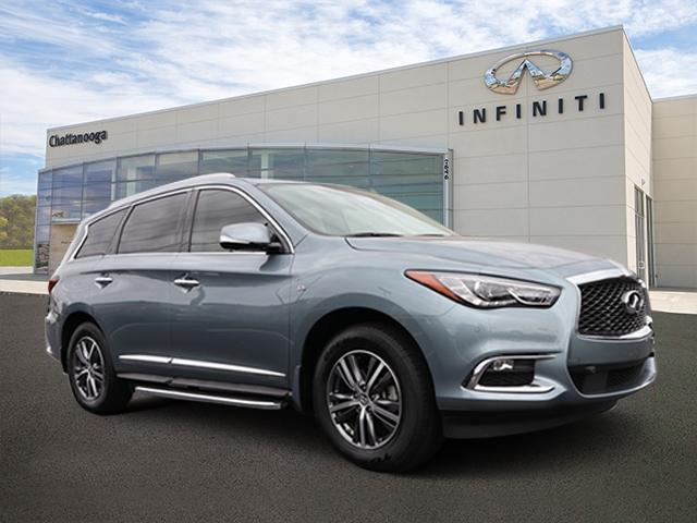 Certified Pre-Owned 2017 INFINITI QX60 FWD