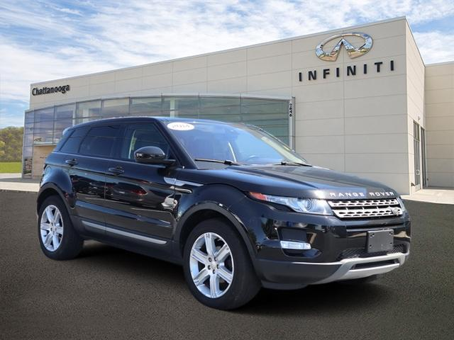 Pre-Owned 2014 Land Rover Range Rover Evoque 5dr HB Pure Plus