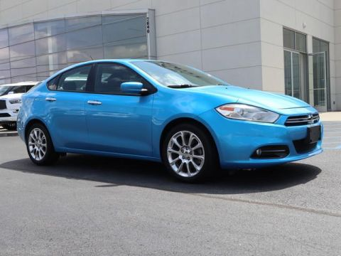Pre-Owned 2016 Dodge Dart 4dr Sdn SXT Sport