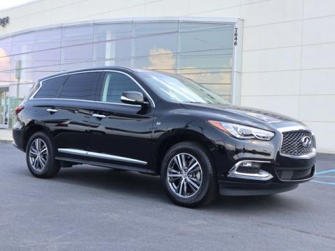 Pre-Owned 2018 INFINITI QX60 FWD