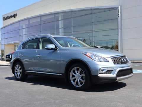 Certified Pre-Owned 2017 INFINITI QX50 RWD