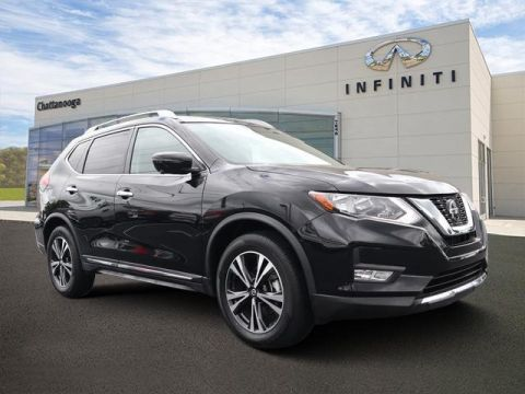 Pre-Owned 2018 Nissan Rogue FWD SL