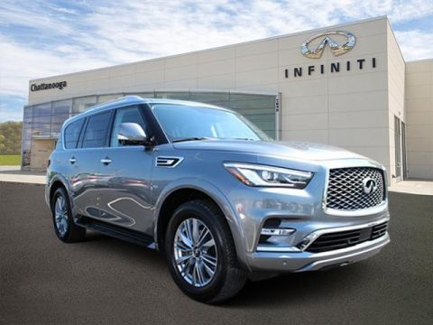 Certified Pre-Owned 2018 INFINITI QX80 AWD