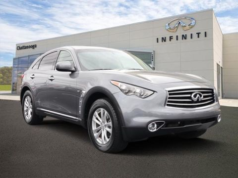 Pre-Owned 2016 INFINITI QX70 AWD 4dr