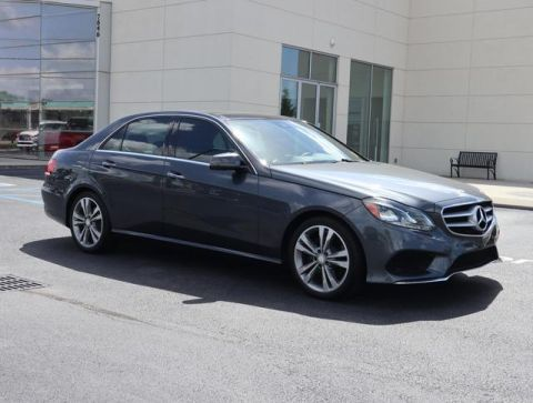 Pre-Owned 2015 Mercedes-Benz E-Class 4dr Sdn E 350 Sport RWD